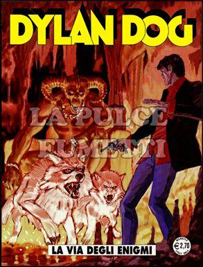 DYLAN DOG ORIGINALE #   289: LA VIA DEGLI ENIGMI