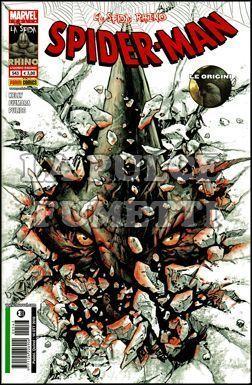 UOMO RAGNO #   543 - SPIDER-MAN - LA SFIDA - RHINO