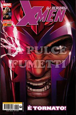 INCREDIBILI X-MEN #   244