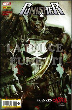 MARVEL MEGA #    65 - PUNISHER  3 - FRANKENCASTLE