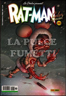 CULT COMICS #    62 - RAT-MAN COLOR SPECIAL 19