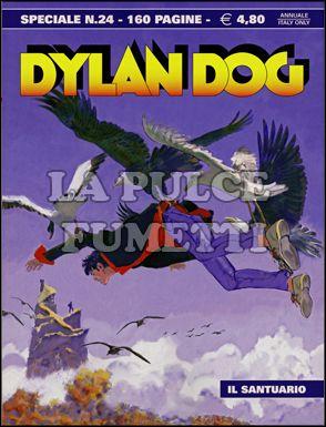 DYLAN DOG SPECIALE #    24: IL SANTUARIO