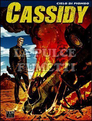 CASSIDY #     5: CIELO DI PIOMBO