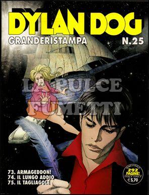 DYLAN DOG GRANDE RISTAMPA #    25