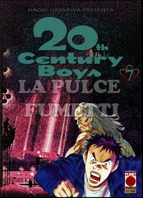 20TH CENTURY BOYS #     7 2A RISTAMPA