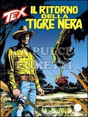 TEX GIGANTE #   443: IL RITORNO DELLA TIGRE NERA