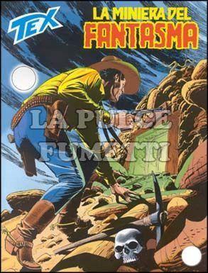 TEX GIGANTE #   478: LA MINIERA DEL FANTASMA