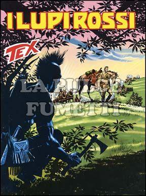 TEX GIGANTE #   523: I LUPI ROSSI