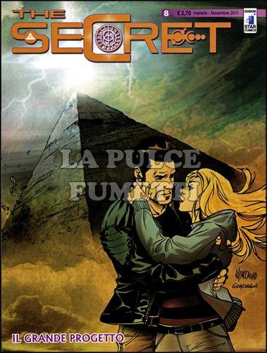 THE SECRET #     8: IL GRANDE PROGETTO