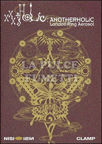 XXXHOLIC: ANOTHERHOLIC - LANDOLT-RING AEROSOL
