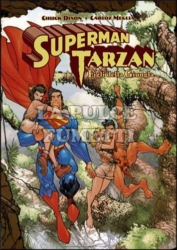 SUPERMAN/TARZAN: FIGLI DELLA GIUNGLA