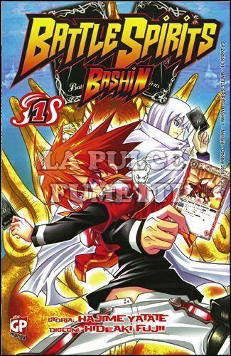 GP ZODIAC #    14 - BATTLE SPIRITS BASHIN 1