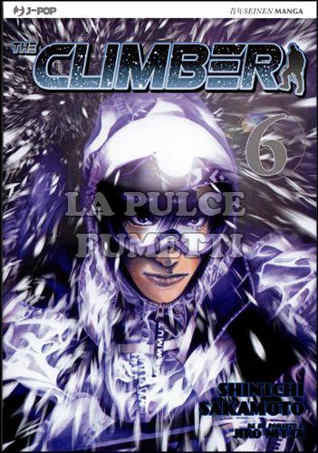 CLIMBER #     6