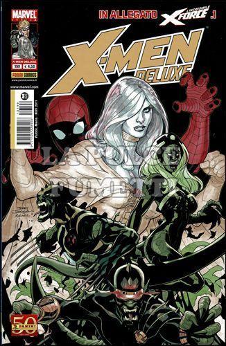 X-MEN DELUXE #   199 + L'INCREDIBILE X-FORCE.1