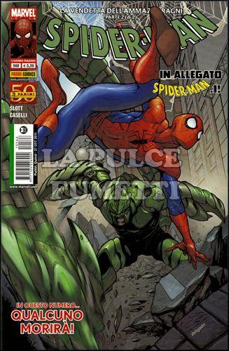 UOMO RAGNO #   568 - SPIDER-MAN - LA VENDETTA DELL'AMMAZARAGNI 2 (DI 2) + NO SPIDER-MAN.1