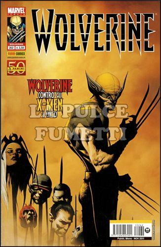 WOLVERINE #   262 - WOLVERINE CONTRO GLI X-MEN 1 (DI 2)