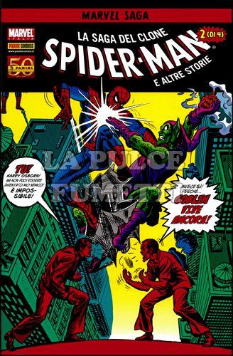MARVEL SAGA #     6 - SPIDER-MAN - LA SAGA DEL CLONE E ALTRE STORIE 2