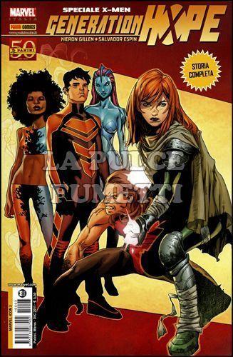 MARVEL ICON #     3 - SPECIALE X-MEN - GENERATION HOPE 1