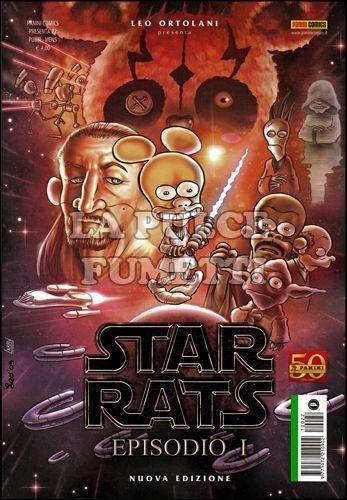 PANINI COMICS PRESENTA #    22 - STAR RATS EPISODIO 1 2A EDIZIONE
