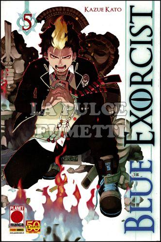 MANGA GRAPHIC NOVEL #    83 - BLUE EXORCIST 5
