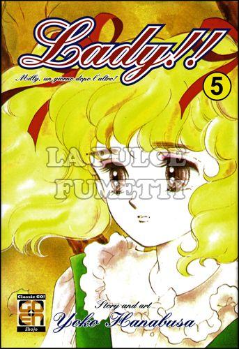 LADY COLLECTION #     9 - LADY!! 5 - MILLY, UN GIORNO DOPO L'ALTRO
