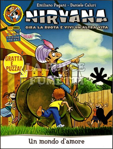 NIRVANA #     1: UN MONDO D'AMORE - VARIANT