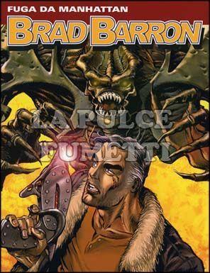 BRAD BARRON #     2: FUGA DA MANHATTAN