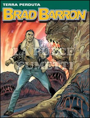 BRAD BARRON #     3: TERRA PERDUTA