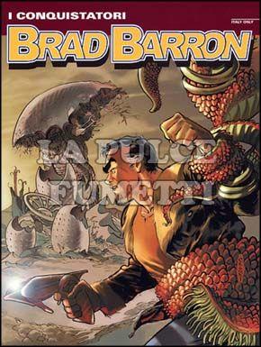 BRAD BARRON #     4: I CONQUISTATORI