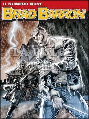 BRAD BARRON #     9: IL NUMERO NOVE