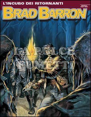 BRAD BARRON #    13: L'INCUBO DEI RITORNANTI