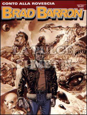 BRAD BARRON #    16: CONTO ALLA ROVESCIA