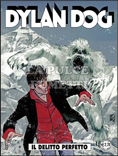 DYLAN DOG ORIGINALE #   302: IL DELITTO PERFETTO