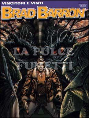 BRAD BARRON #    18: VINCITORI E VINTI
