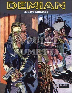 DEMIAN #     2: LA NAVE FANTASMA