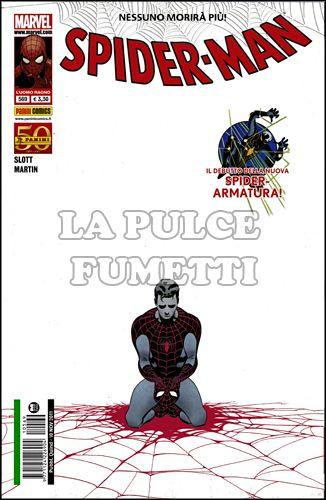 UOMO RAGNO #   569 - SPIDER-MAN