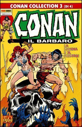 COMICS USA #    52 - CONAN COLLECTION - CONAN IL BARBARO 3