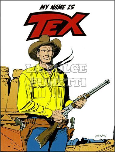 MY NAME IS TEX + CD