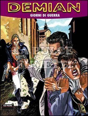 DEMIAN #    16: GIORNI DI GUERRA