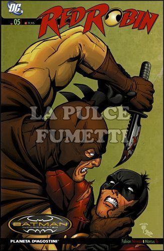 RED ROBIN #     5: BATMAN INCORPORATED