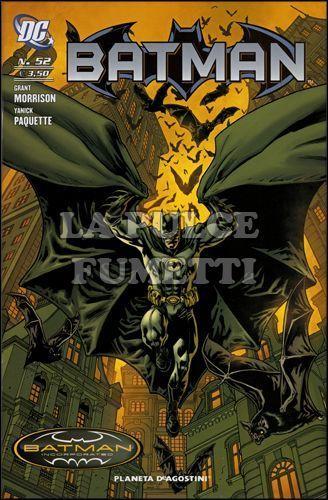 BATMAN #    52