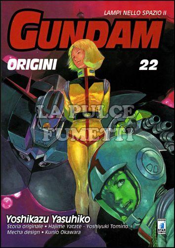 GUNDAM UNIVERSE #    47 - GUNDAM - ORIGINI 22