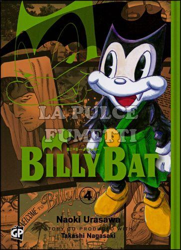 BILLY BAT #     4