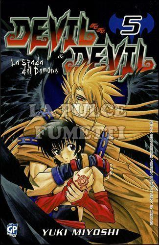 GP FICTION #    21 - DEVIL & DEVIL 5