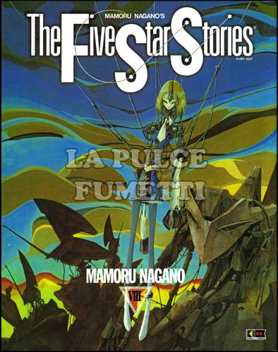 FIVE STAR STORIES #     8