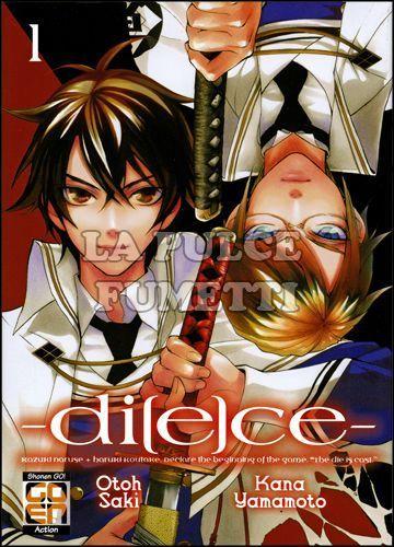 HIRO COLLECTION #     1 - DI(E)CE 1