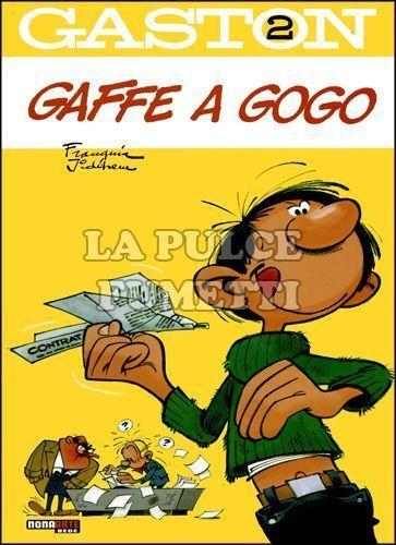 GASTON #     2 - GAFFE A GOGO