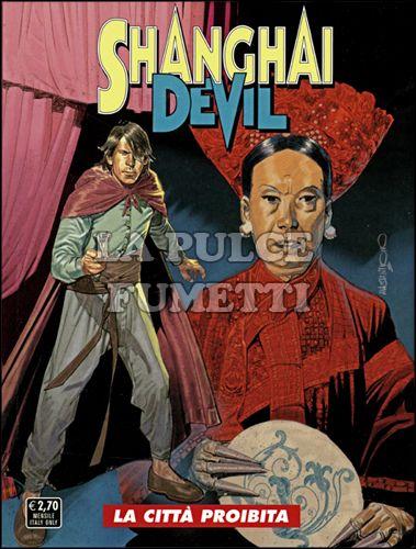 SHANGHAI DEVIL #     2: LA CITTA' PROIBITA
