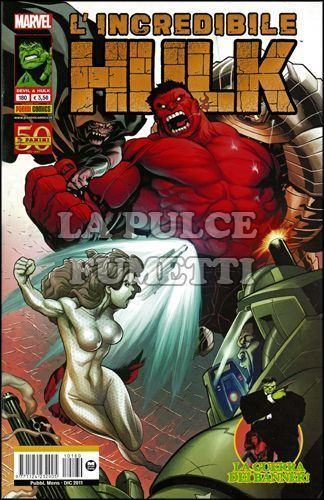 DEVIL E HULK #   180 - L'INCREDIBILE HULK