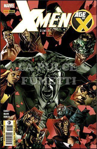 MARVEL MEGA #    75 - X-MEN: AGE OF X 2